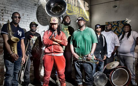 Photo The Hot 8 Brass Band 1600x1200